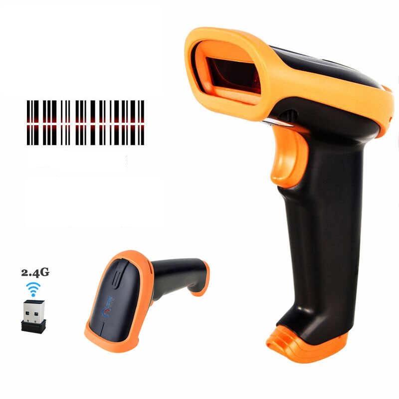 Купить Беспроводной сканер штрих-кодов