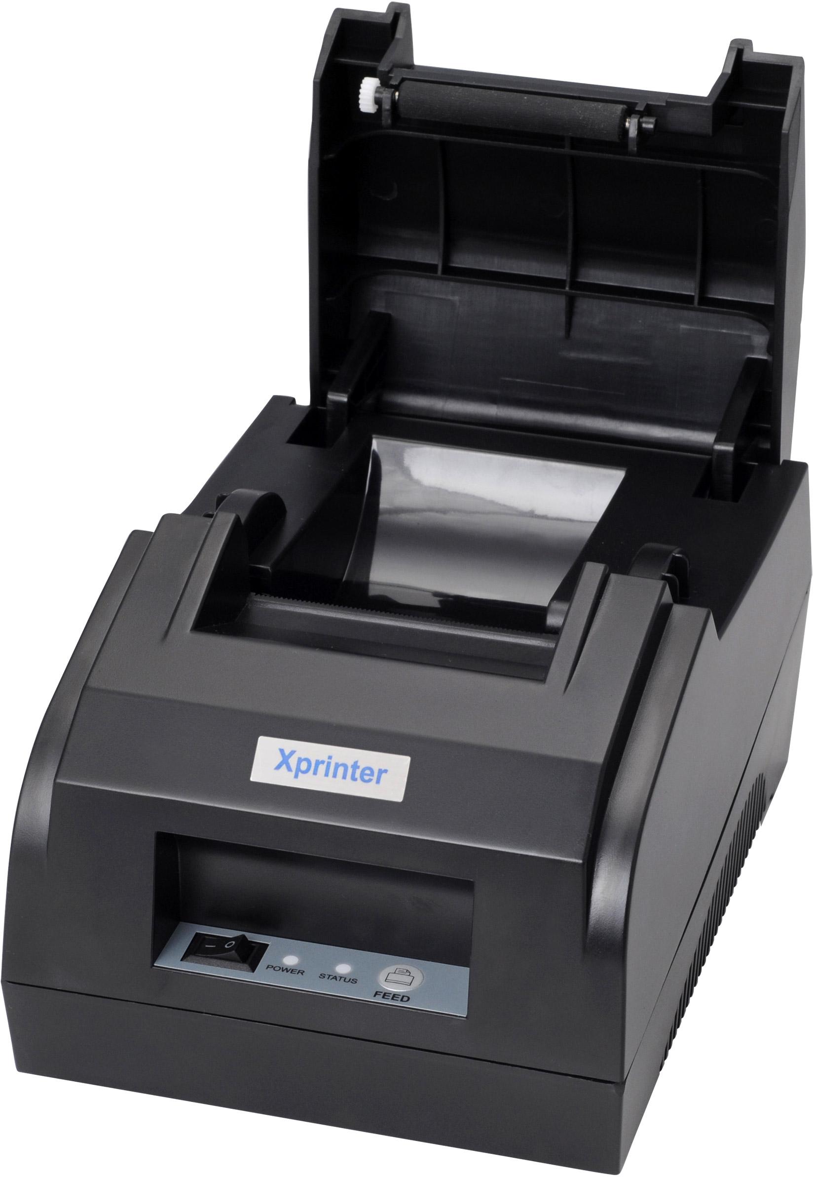 Купить XPrinter XP-58IIZ (USB, Bluetooth)